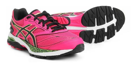 Tenis Asics Gel Pulse 8 A Corrida Feminino Pink - Original