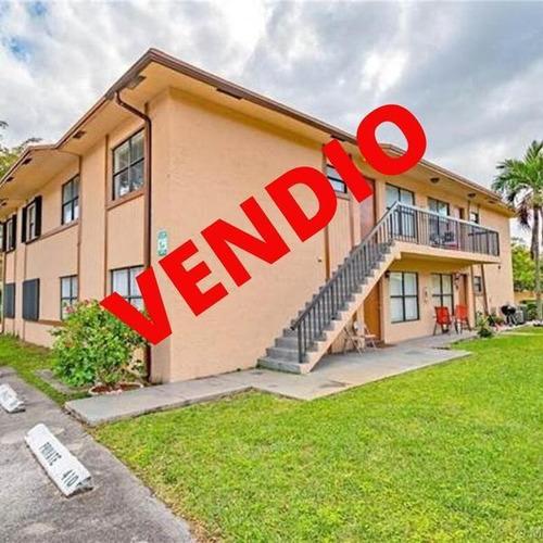 Imagen 1 de 8 de Departamento 3 Ambientes En Miami!!!  Inmejorable Renta!!!