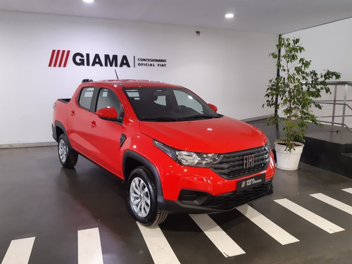 Imagen 1 de 15 de Fiat Strada 2021 0km Endurence Mejor Financiacion T Usado C