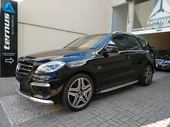 Mercedes-benz Ml 63 Amg 5.5 V8 32v Bi-turbo Gasolina 4p Auto