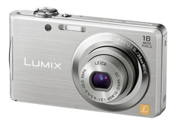 Camara Digital Lumix 16 Mpx