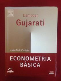Livro Economia Econometria Basica Damodar Gujarati 4 Edição