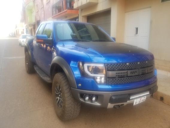 Ford Raptor Svt Cabina Y Media