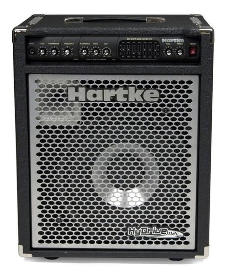 Amplificador De Bajo Hartke Systems Hy Drive 112c