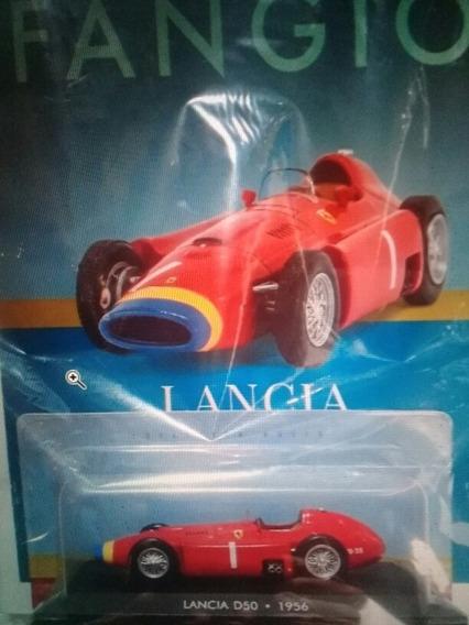 Museo Fangio Lancia D 50