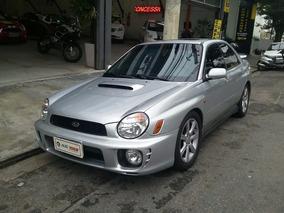Subaru Impreza 2.0 Wrx Sedan 4x4 16v Turbo Gasolina Manual
