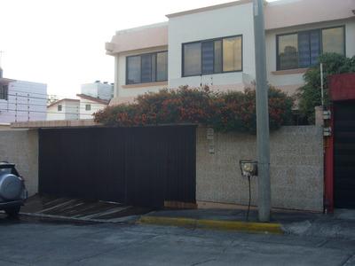 Excelente Residencia, En Ciudad Satélite Oriente, Naucalpan