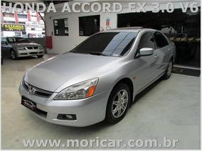 Accord Ex 3.0 V6 - Teto Solar - Ano 2006 - Bem Conservado