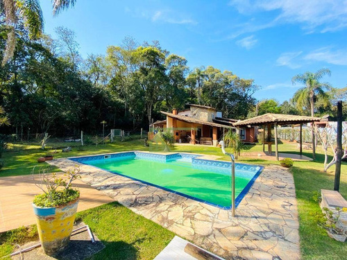 Imagem 1 de 29 de Chácara Com 3 Dormitórios À Venda, 2100 M² Por R$ 650.000,00 - Centro - Ibiúna/sp - Ch0058