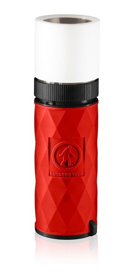 Bocina/cargador Odt Buckshot Pro Color Rojo