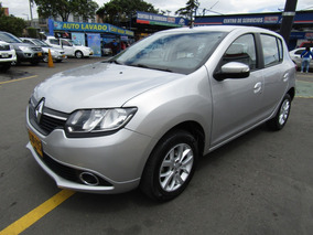 Renault Sandero Dynamique At 1600cc Aa Ab Abs