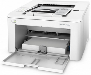 Impresora Hp Laserjet Pro M203dw Con Wifi Blanca