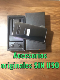 Samsung Galaxy S10 Impecable. 128 Gb Negro