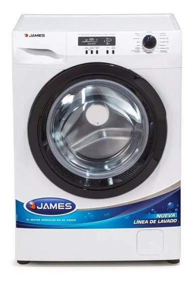 Lavarropas James Lr 6900 Plus 6kg Nuevo Modelo 2019
