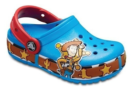 Crocs Funlab Woody Lights Led Original