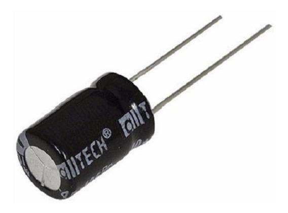 200 Peças Capacitor 100x63 / 100uf X 63v Eletrolítico