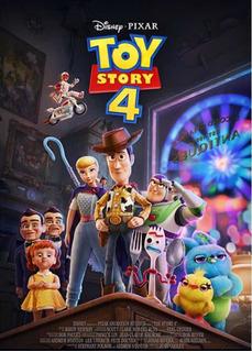 Película Toy Story 4 Full Hd