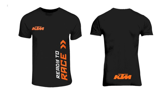 Remera Ktm Ready To Race Mx1 Racing!
