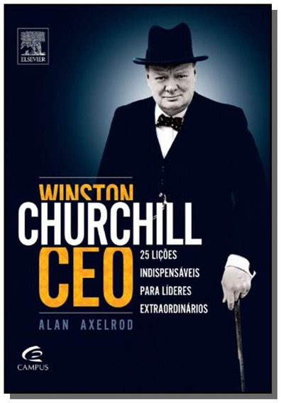 Winston Churchill Ceo - 25 Licoes Indispensaveis P