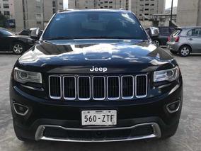 Jeep Grand Cherokee 5.7 Limited Premium V8 4x4 Mt 2014