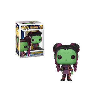 Funko Pop Young Gamora 417 - Avengers Infinity War - Nuevo