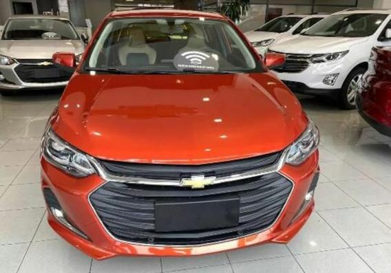 Chevrolet Onix 1.0 Premier En Cuotas La #9*