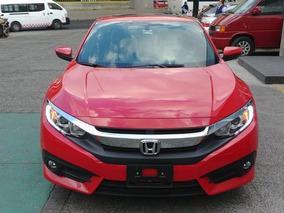 Honda Civic 2017 2p Coupé Turbo L4/1.5/t Aut