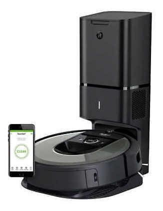Nuevo Robot Irobot Roomba I8 + Conectado A Wi Fi Con Elim...