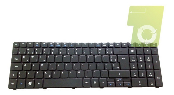 Teclado Acer Aspire 5542 5738 5745 5750 Pk130dq1a00