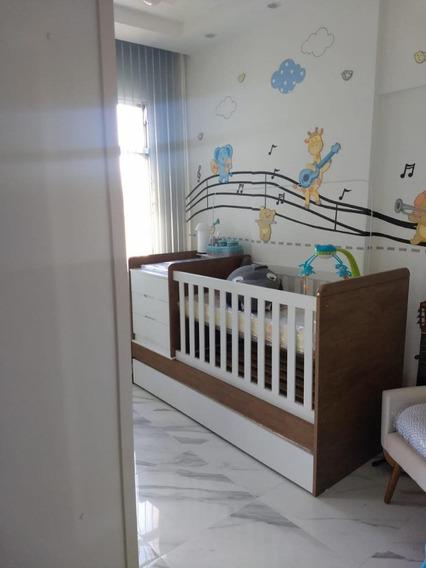 Apartamento Em Centro, Niterói/rj De 78m² 2 Quartos À Venda Por R$ 329.000,00 - Ap323051