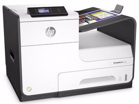 Impressora Jato De Tinta Color Hp - Pagewide Pro X452dw