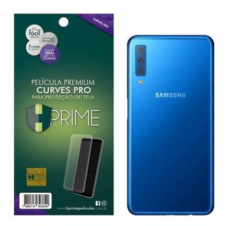 Película Hprime Curves Pro Samsung Galaxy A7 2018 Traseira