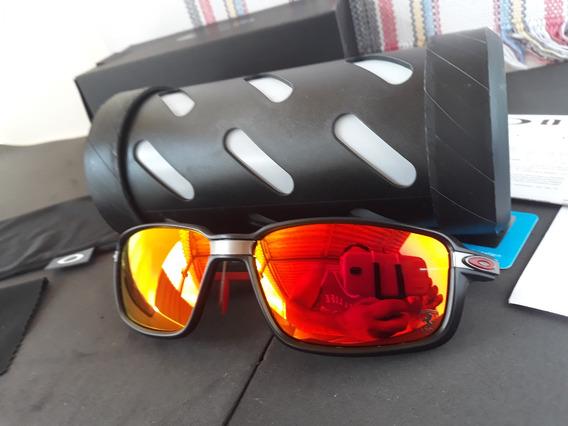 Óculos Oakley Carbon Prime Scuderia Ferrari Preto/vermelho