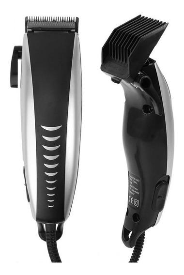 Máquina De Cortar Cabelo E Barba 110 Volts