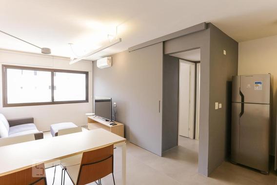 Apartamento Para Aluguel - Jardim Paulista, 1 Quarto, 48 - 892818287