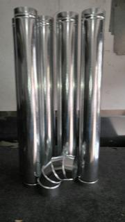 Duto Tubo Exaustor Aço Inox Ou Galvanizado Sob Medida Coifa