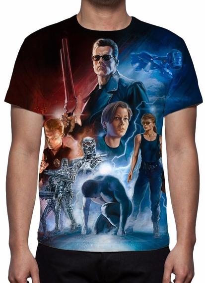 Camiseta Exterminador 2 Julgamento - Mod 02