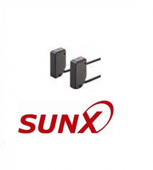 Sensor Fotoelétrico Sunx Eq-34 Panasonic Sunx