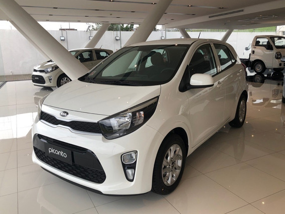 Kia Picanto Ex Plus Mt 2020 0km