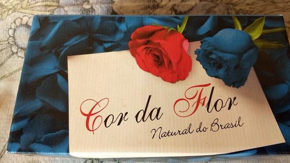Sandália Cor Da Flor