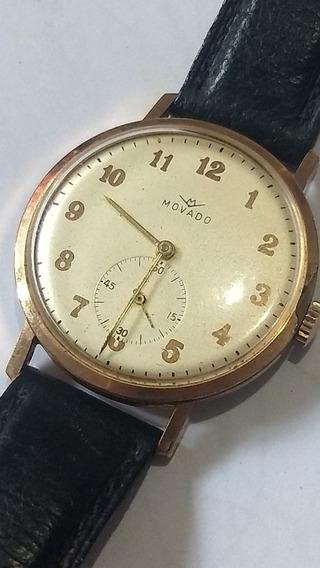 Relógio Movado Vintage Corda Manual