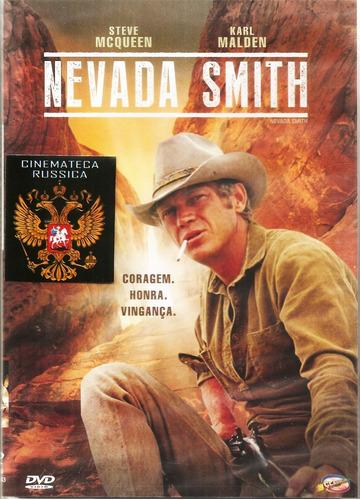 Dvd Nevada Smith, Steve Macqueen, Karl Malden,   1965  +