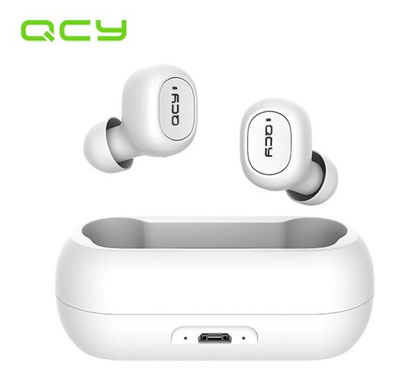 Xiaomi Qcy T1c Juventude Versão Mini Dual V5.0 Wireless