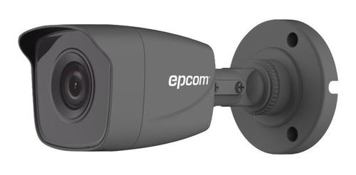 Imagen 1 de 3 de Camara Epcom Metalica Cctv Turbohd 720p 3.6mm Lb7-turbo