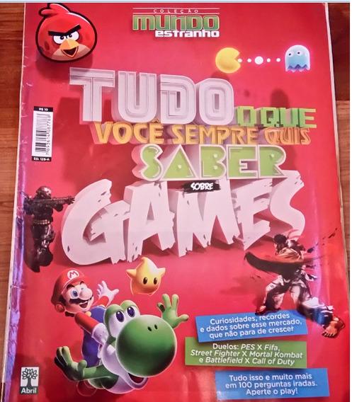 Revista Tudo Q Vc Sempre Quis Saber Sobre Games (me)