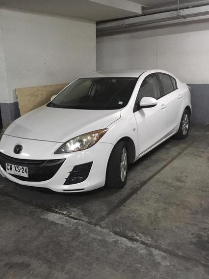 Mazda 3 Sedan 2011 Modelo Blanco