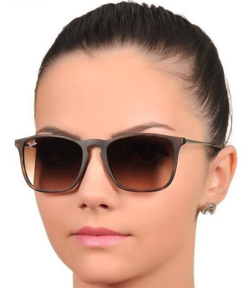 Óculos Ray Ban Chris Rb 4187 Original Várias Cores Masculino