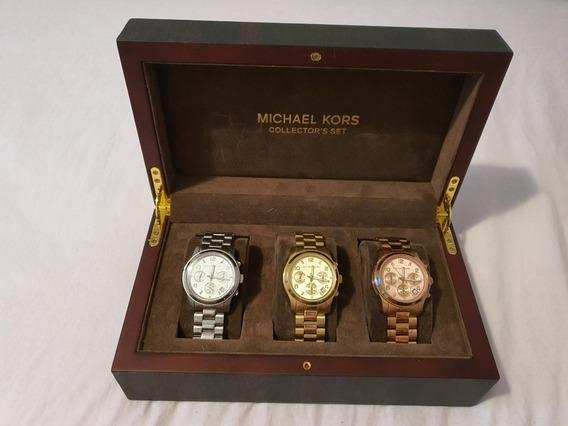 Relógio Michael Kors Luxo