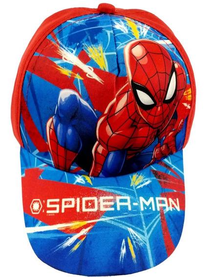Gorra Spider Man Marvel Infantil Original