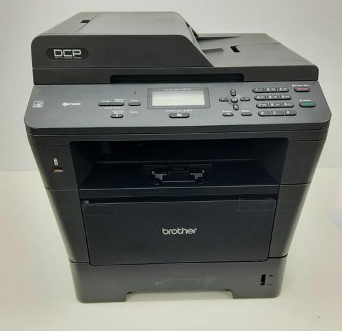 Impressora Laser Multifuncional Brother Dcp-8112dn Revisada